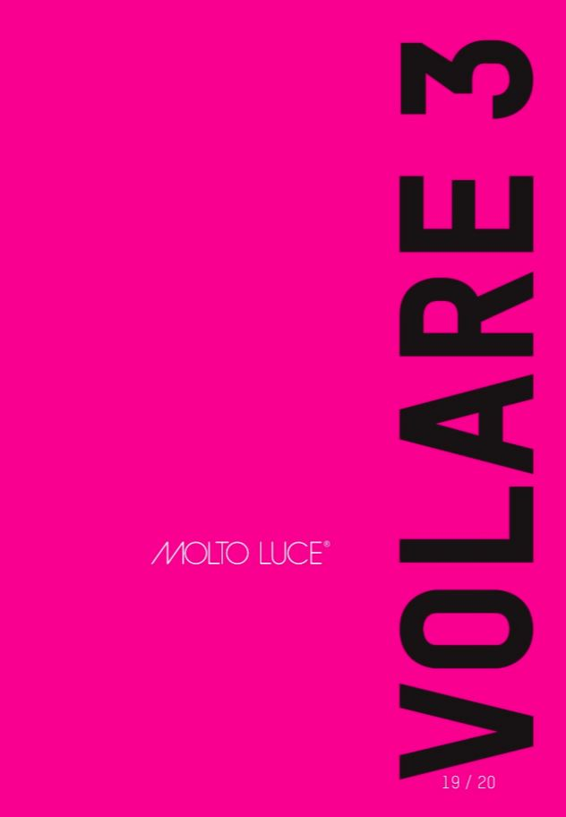 Pamphlet Volare 2019 2020